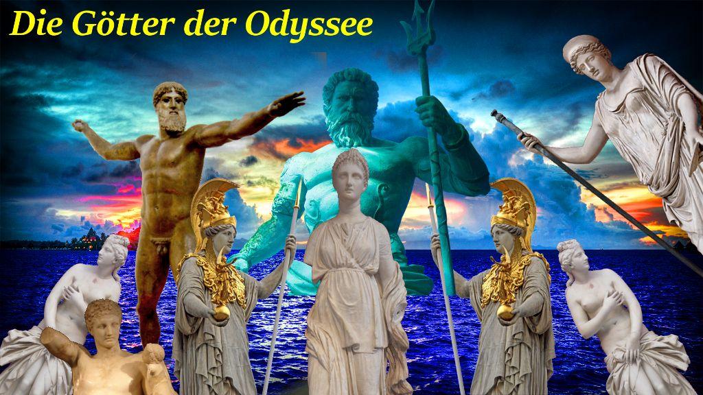 Götter - Banner